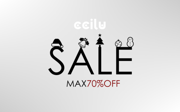 MAX70%OFF!!WINTER SALE